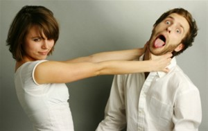 How to Avoid Choke Your Man and Lose Your Love